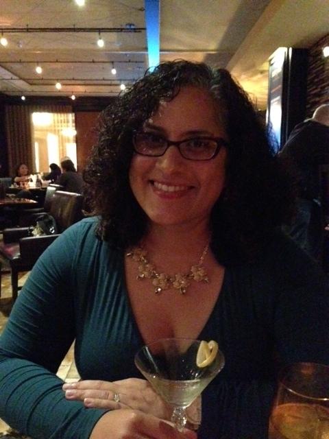 Eating at Ritz Carlton Tysons Corner Entyse