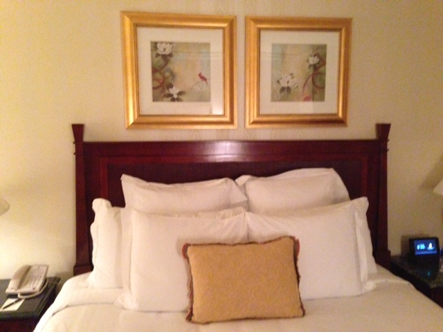 Ritz Carlton Tysons Corner Bed