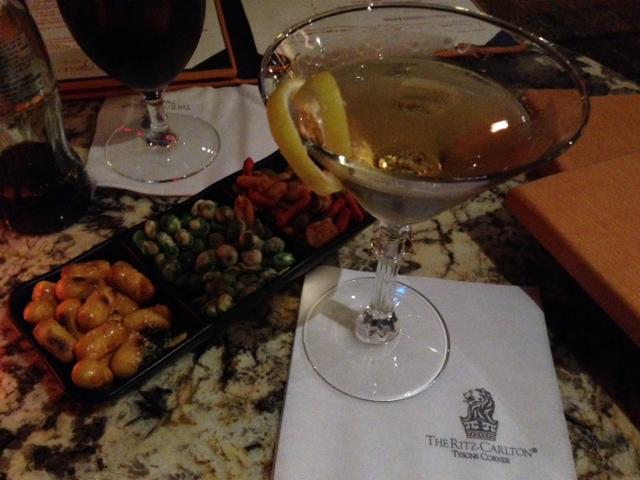 Ritz Carlton Tysons Corner Entyse Martini