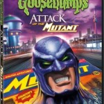 Have a Goosebumps Fan in Your House?  Win the Newest DVDs!