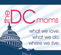 The DC Moms logo