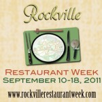 Rockville Restaurant Week — Restaurant Review Roundup