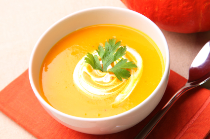 The Wicked Noodle - Pumpkin Soup