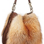 Would You Carry a Fur Purse?