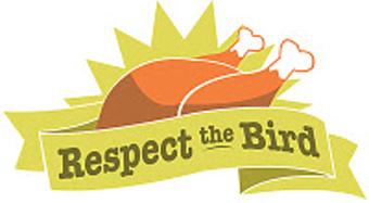 Respect the Bird Logo