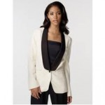 Ring in the New Year with a Tuxedo Jacket