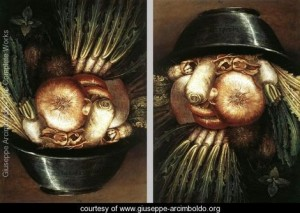 Vegetable In a Bowl or The Gardener