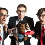 Strathmore Backyard Theater: Recess Monkey Performance Giveaway
