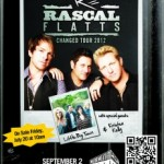 Giveaway: Rascal Flatts Concert Tickets!