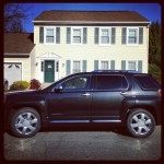 Riding Along in My GMC Terrain Denali
