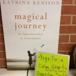 Author Katrina Kenison comes to DC yoga studio