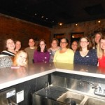 The DC Moms' Night Out: Mellow Mushroom