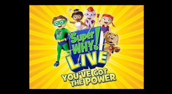 SuperWhy Live at Warner Theatre