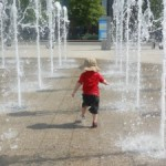 Canal Park: A Toddler's Treat