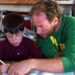 Sustainable farmer and author Forrest Pritchard on parenting