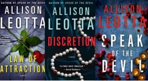 Allison Leotta novels