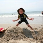 Vacationing with Kids