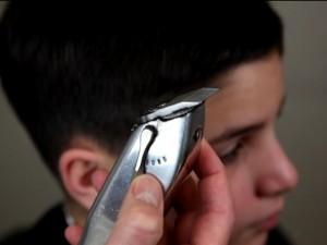 clippers boy haircut