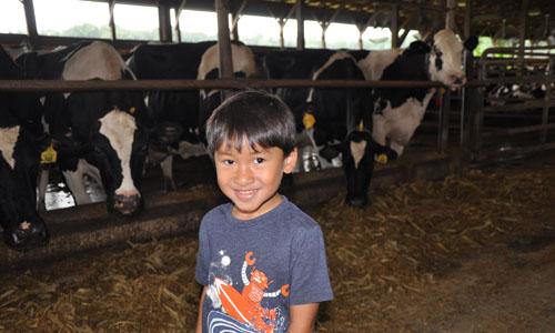 dairy visit jonah