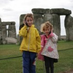 International Travel with Kids Ages 5 and 7