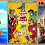 Three New DVDs to Entertain Your Kids