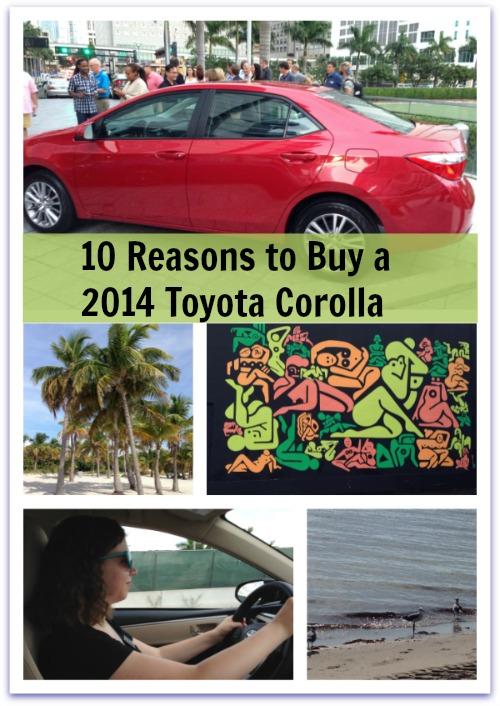 Toyota Corolla Event
