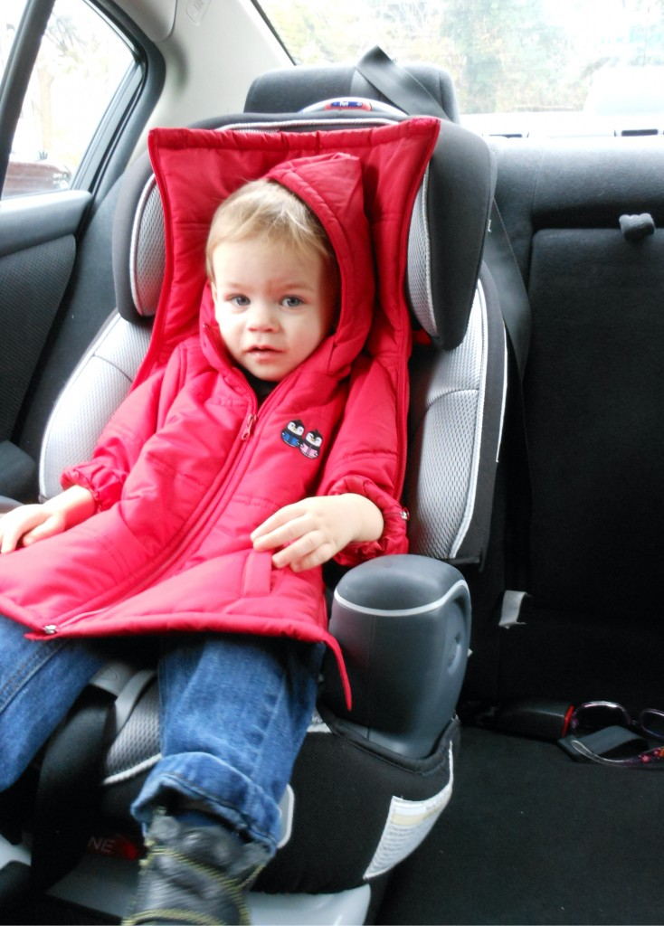 how to clean car seats in winter