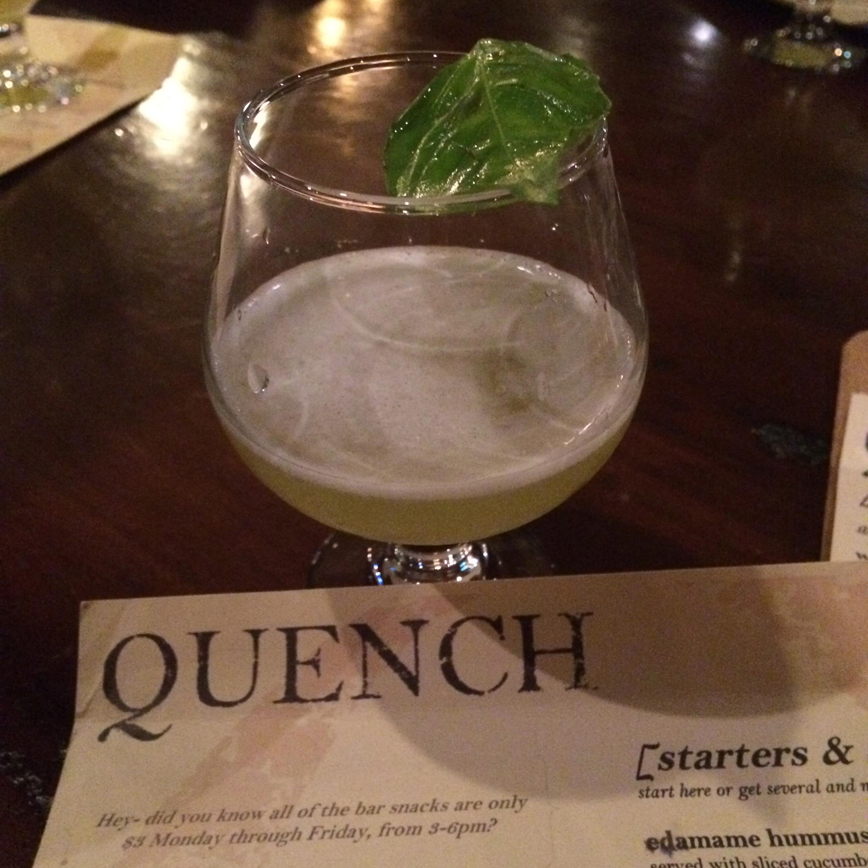 Quench restaurant