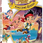 Giveaway: Jake and the Never Land Pirates