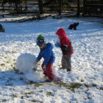 Not Afraid of the Weather: Outdoor-Happy Preschools