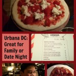 Urbana Restaurant: Great for Valentine's or Family Meal