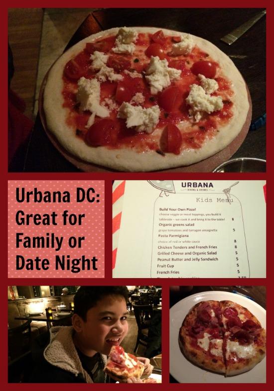 Urbana Restaurant in DC