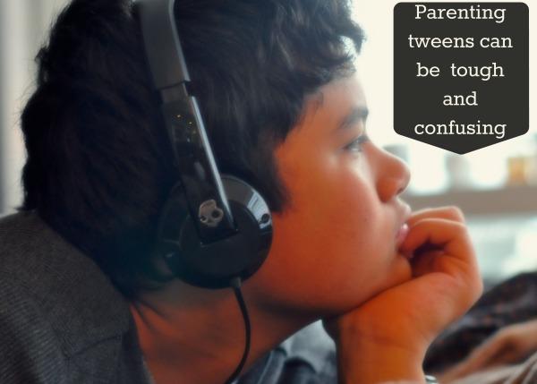Parenting Tweens