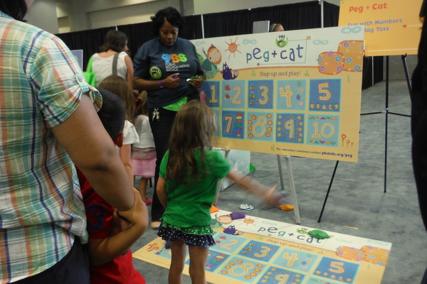 2014 National Book Festival PBS Kids