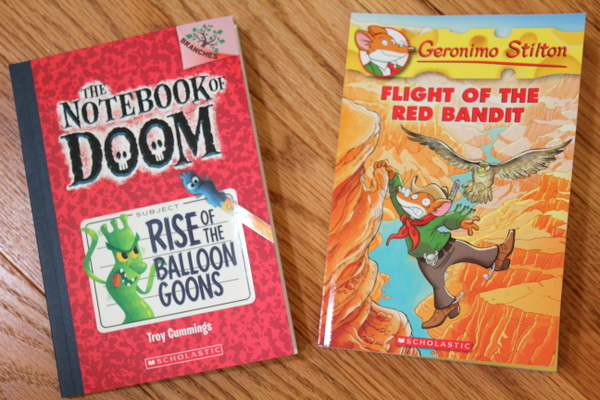 Scholastic books given away at 2014 National Book Festival