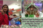 Family Fun: Gingerbread House Decorating at Make Meaning