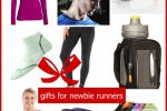 Holiday Gift Guide for Newbie Runners