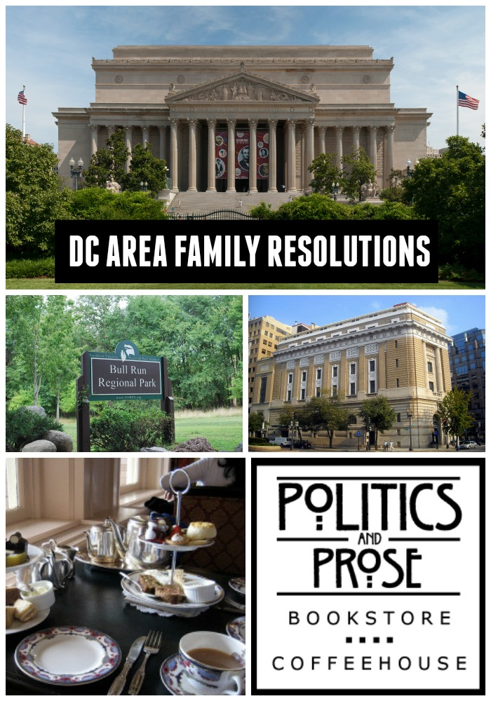 DC-Area Family Resolutions