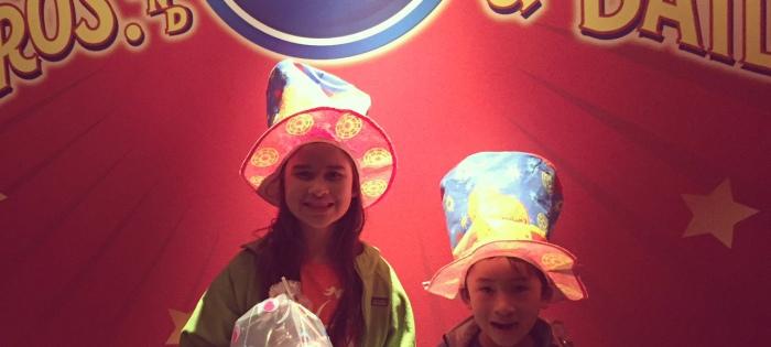 Family Outing: Ringling Bros. Circus at Verizon Center