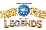 GIVEAWAY: Ringling Bros. Presents LEGENDS