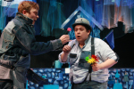 Blue: A Show for the Littlest Theatergoers at Imagination Stage