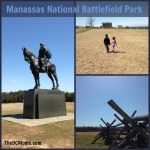A Day at Manassas National Battlefield Park