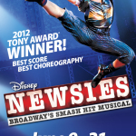 GIVEAWAY: Tickets to NEWSIES at National Theatre
