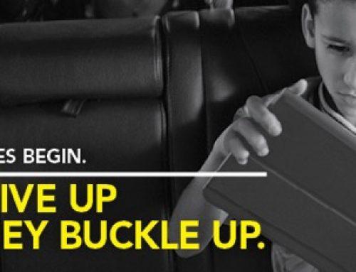 PSA: Tween Safety Belt Use Isn't Up For Debate