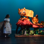 Vivid Alice in Wonderland comes to Encore Stage & Studio