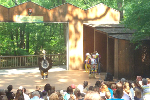 Wolf Trap Children's Theatre-in-the-Woods - Native Pride Dancers 3