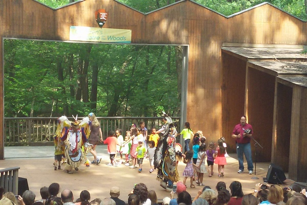 Wolf Trap Children's Theatre-in-the-Woods - Native Pride Dancers