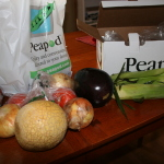 Peapod's Local Farm Box in the DC Area + Redesigned Mobile App
