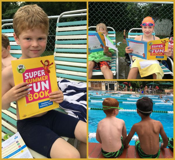 Summer Reading with PBS Kids