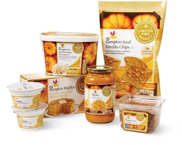 Giant Food Pumpkin Foods